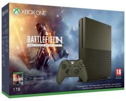 Microsoft Xbox One S (Slim) 1TB Limited Edition + Battlefield 1