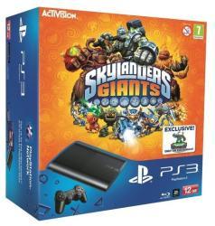Sony PlayStation 3 Super Slim 12GB (PS3 Super Slim 12GB) + Skylanders Giants