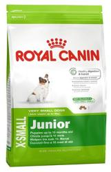 Royal Canin X-small Junior 2 x 3kg