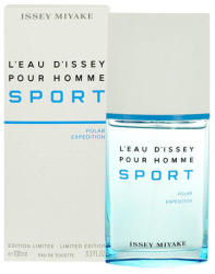 Issey Miyake L'Eau D'Issey pour Homme Sport Polar Expedition EDT 50ml Tester