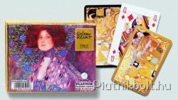 Piatnik Gustav Klimt-Emilie