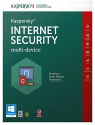 Kaspersky Internet Security 2017 (3 User, 1 Year) KL1941OBCBS