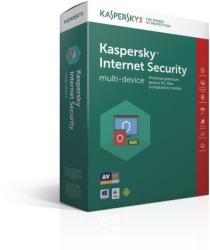 Kaspersky Internet Security 2017 Renewal (3 User, 1 Year) KL1941OBCBR