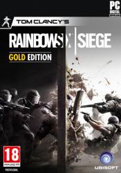 Ubisoft Tom Clancy's Rainbow Six Siege [Gold Edition] (PC)