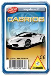 Piatnik Technikai Kártyák - Cabrio autók