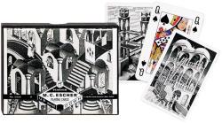 Piatnik Escher-Up and Down kártya