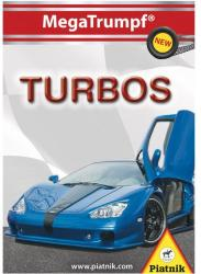 Piatnik Turbo autók Technikai kártyák