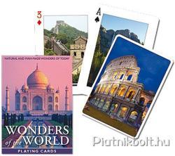 Piatnik A világ csodái - Taj Mahal 1*55 lap