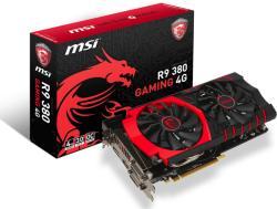 MSI Radeon R9 380 4GB GDDR5 256bit PCIe (R9 380 GAMING 4G LE)