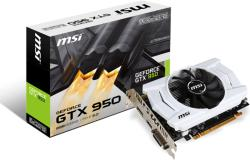 MSI GeForce GTX 950 2GB GDDR5 128bit PCI-E (GTX 950 2GD5 OCV2)