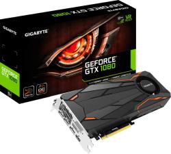 GIGABYTE GeForce GTX 1080 Turbo OC 8GB GDDR5X 256bit (GV-N1080TTOC-8GD)