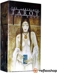 The United Stated Playing Card Company Fournier The Labyrinth Tarot kártya