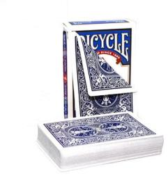 Bicycle Magic Double Back kártya