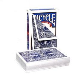 Bicycle Magic Double Back kártya