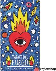 Fournier Tarot del Fuego kártya