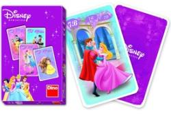 Dino Disney hercegnők kvartett kártya
