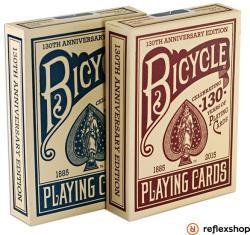 Bicycle 130th Anniversary pókerkártya