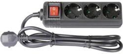 Adam Hall 3 Plug Switch (8747S3)