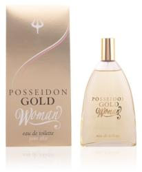 Posseidon Gold Woman EDT 150ml