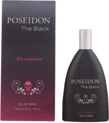 Posseidon The Black Woman EDT 150ml