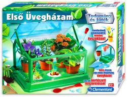 Clementoni Tudomány és Játék - Első üvegházam