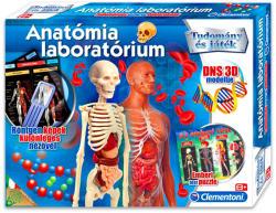 Clementoni Tudomány és Játék - Anatómia laboratórium