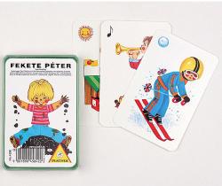 Piatnik Fekete Péter lányoknak