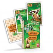 Cartamundi Vicces Állatokkal Fekete Péter kártya