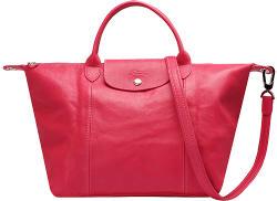 LONGCHAMP Le Pliage Cuir Handbag - soleshop - 1 889,90 RON