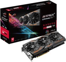 ASUS Radeon RX 480 8GB GDDR5 256bit PCIe (STRIX-RX480-8G-GAMING)