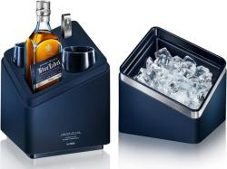 Johnnie Walker Blue Label Porsche Design Mini Cube Whiskey 0,7L 40%
