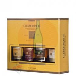 Glenmorangie Original/Lasanta/Quinta Ruban/Nectar D'Oro Whiskey Miniset 4x0,1L 40%