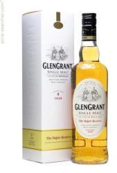 GLEN GRANT The Major's Reserve Single Malt Whiskey 1L 40%