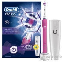 Oral-B PRO 750 3D White Periuta de dinti electrica