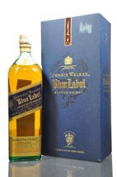Johnnie Walker Blue Label Whiskey 1L 40%