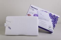 Naturtex Levendula memory párna 50x30cm