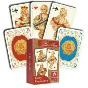Cartamundi Rózsás francia kártya 1*55 lap