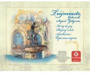 Cartamundi Tricity - Hármasváros francia kártya 2*55 lap
