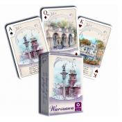 Cartamundi Varsó francia kártya 55 lap