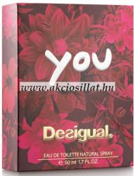 Desigual You EDT 50ml