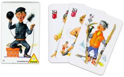 Piatnik Fekete Péter kártya - nosztalgia kiadás