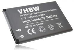 HTC Li-Ion 1600 mAh BA-S530