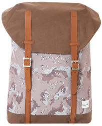 Spiral Desert Camo Hampton Backpack Bag