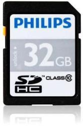 Philips SDHC 32GB Class 10 FM32SD45B/10