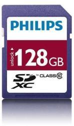 Philips SDXC 128GB Class 10 FM12SD55B/10