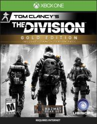 Ubisoft Tom Clancy's The Division [Gold Edition] (Xbox One)