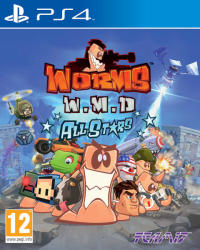 Team17 Worms W.M.D All Stars (PS4)