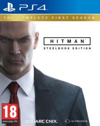 Square Enix Hitman The Complete First Season [SteelBook Edition] (PS4)