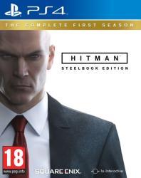 Square Enix Hitman The Complete First Season [Steelbook Edition] (PS4)