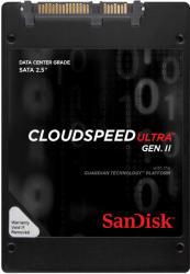 SanDisk CloudSpeed Ultra Gen II 1.6TB SATA3 SDLF1CRM-016T-1HA2
